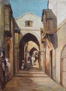 Emilio ALVAREZ AYOM - Painting