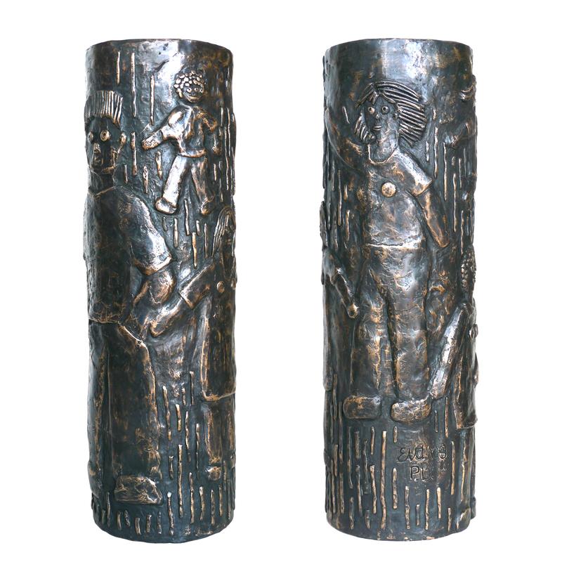 Eva ROUWENS - Sculpture-Volume - PAAL