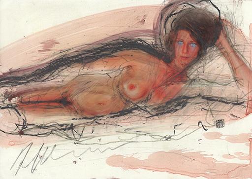 阿纳夫·莱纳 - 照片 - Rainer Works Over Schiele #8