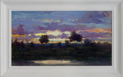 Renato CRISCUOLO - Pittura - Sunrise