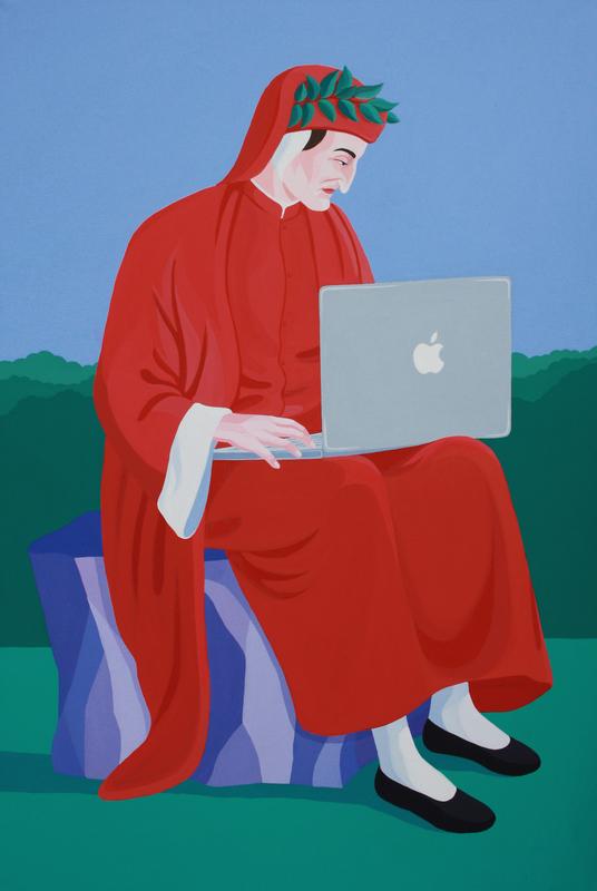 Giuseppe VENEZIANO - Peinture - dantealighieri@virgilio.it