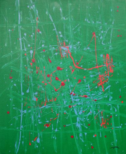 Antonio CORPORA - Gemälde - Itinerario
