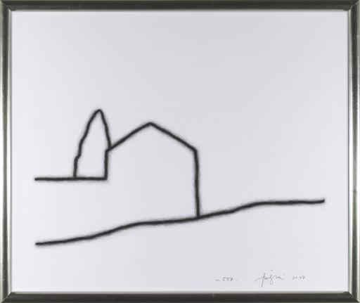 Tino STEFANONI - Dibujo Acuarela - Disegno 597