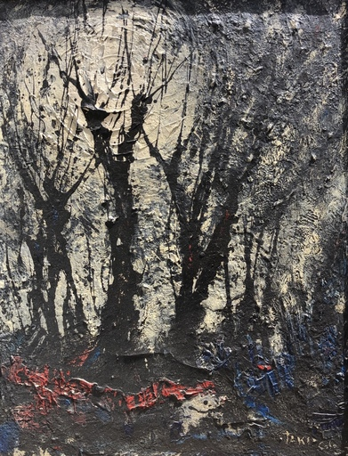 Takis COTOPOULEAS - Peinture - Abstraction