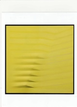 Agostino BONALUMI - Peinture - TELA