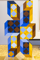 Victor VASARELY - Scultura Volume - TER A