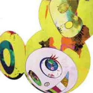 Takashi MURAKAMI, And Then, And Then And Then And Then And Then. Yellow Univer