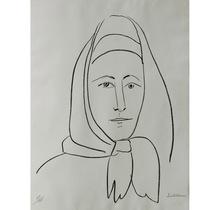 Pablo PICASSO (1881-1973) - L'Espagnole