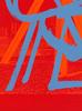DI SUVERO Mark - Grabado - Magnetic Borealis (lithograph)