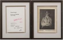 Martin KIPPENBERGER - Estampe-Multiple - Durch die Pubertät zum Erfolg