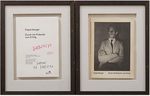 Martin KIPPENBERGER - Print-Multiple - Durch die Pubertät zum Erfolg