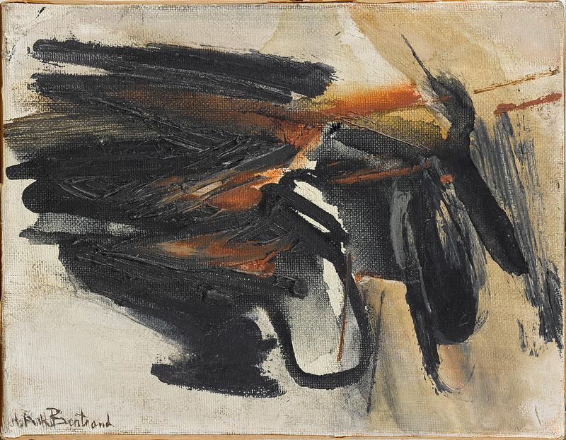 Huguette Arthur BERTRAND - Painting - Untitled