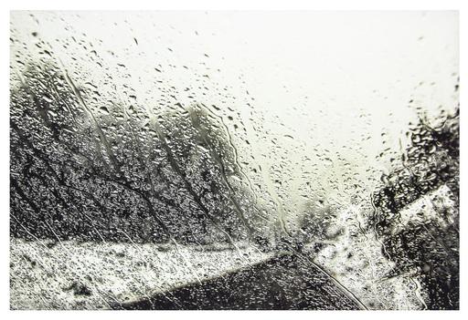 Abbas KIAROSTAMI - Fotografia - RAIN
