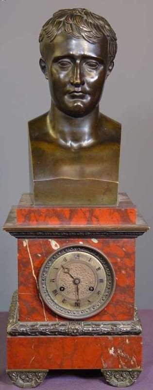 Antoine Denis CHAUDET - 雕塑 - Emperor Napoleon