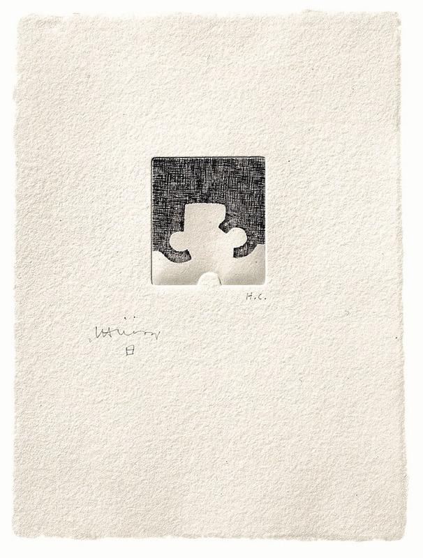 Eduardo CHILLIDA - Stampa-Multiplo - Ohne Titel