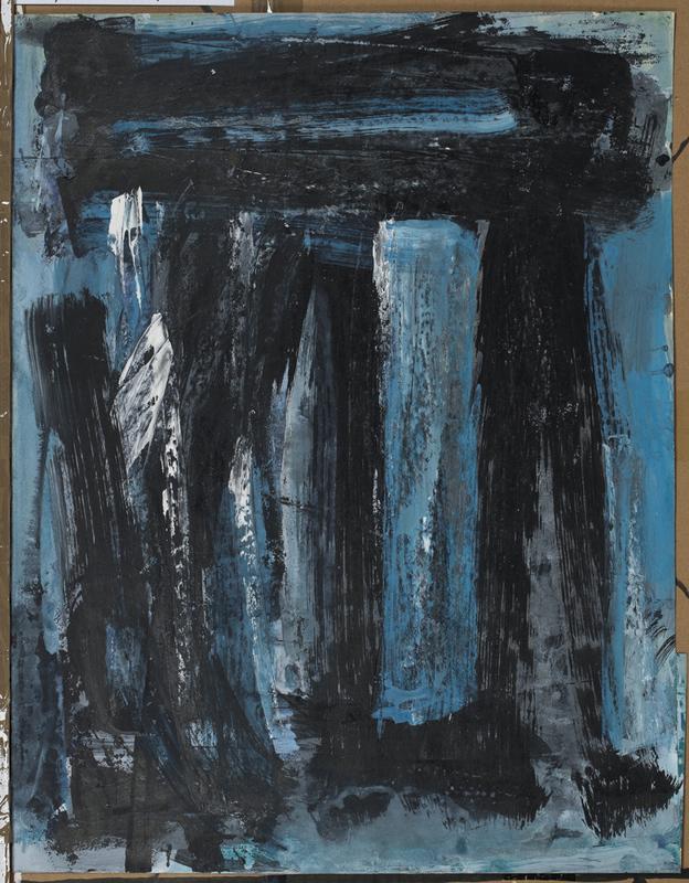 Loïs FREDERICK - Disegno Acquarello - Untitled