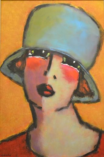 Daniel TIMMERS - Painting - La sœur de Laura