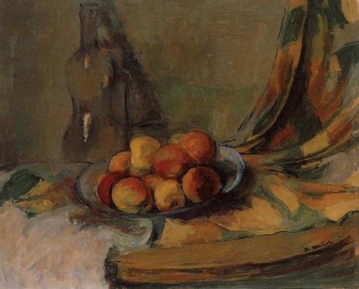 Adolphe MILICH - Peinture - Still life