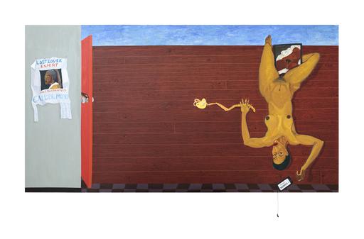 Richard MUDARIKI - Gemälde - Lost Lover