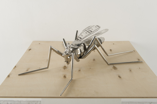 Vasily SLONOV - Sculpture-Volume - Oil Mosquito