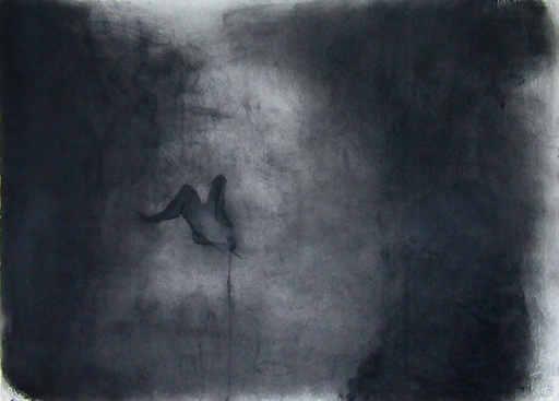 Alessandro VERDI - Dibujo Acuarela - Black Series Number 4
