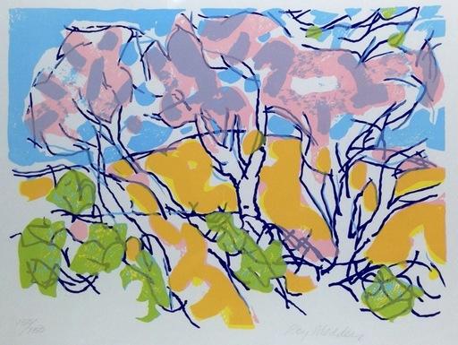 Roy MEDDERS - Estampe-Multiple - Spring Landscape