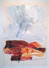 Mario SCHIFANO - Peinture - Bella svista