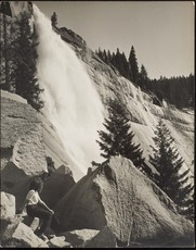 Ansel Easton ADAMS - Photo - Nevada Fall II
