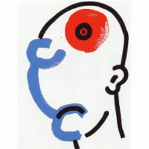 Keith HARING, The Story of Red and Blue (13)