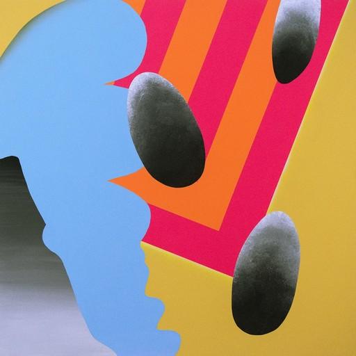Sylvain LOUIS SEIZE - Gemälde - Blaze
