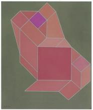 Achille PERILLI - Peinture - L'avventura allegra