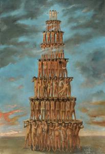 Stanislas LEPRI - Pintura - Tour de force