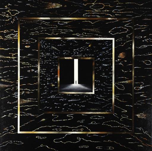 Frank GODILLE - Peinture - Carré VIP - Place Vendôme