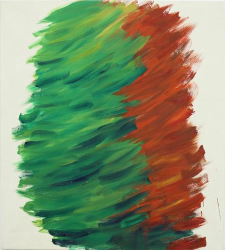 Mario NIGRO - Peinture - Senza titolo