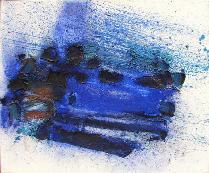 Giancarlo BARGONI - Peinture - Saturno