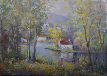 Lucien DELARUE (1925) - LA MAISON ROUGE