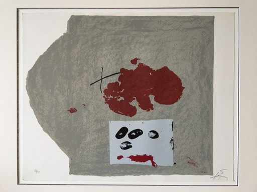 Antoni TAPIES - Radierung Multiple