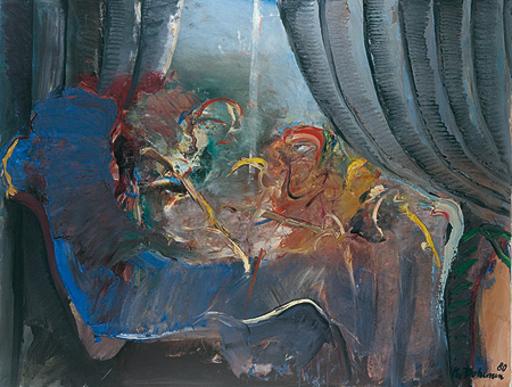 Kees BOHEMEN VAN - Pintura - Matinee