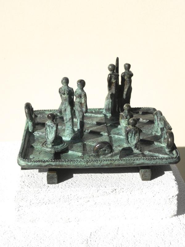 Michaël MAGNE - Sculpture-Volume - Calcul sphérique en hypnose