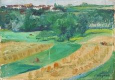 S. MAGNARD - Pintura