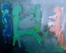 Constantino GRANDIO - Pintura - familia
