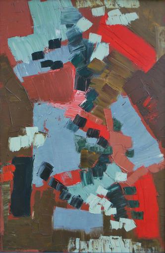 Oscar GAUTHIER - Painting - Les Brules No1 CQ-22C