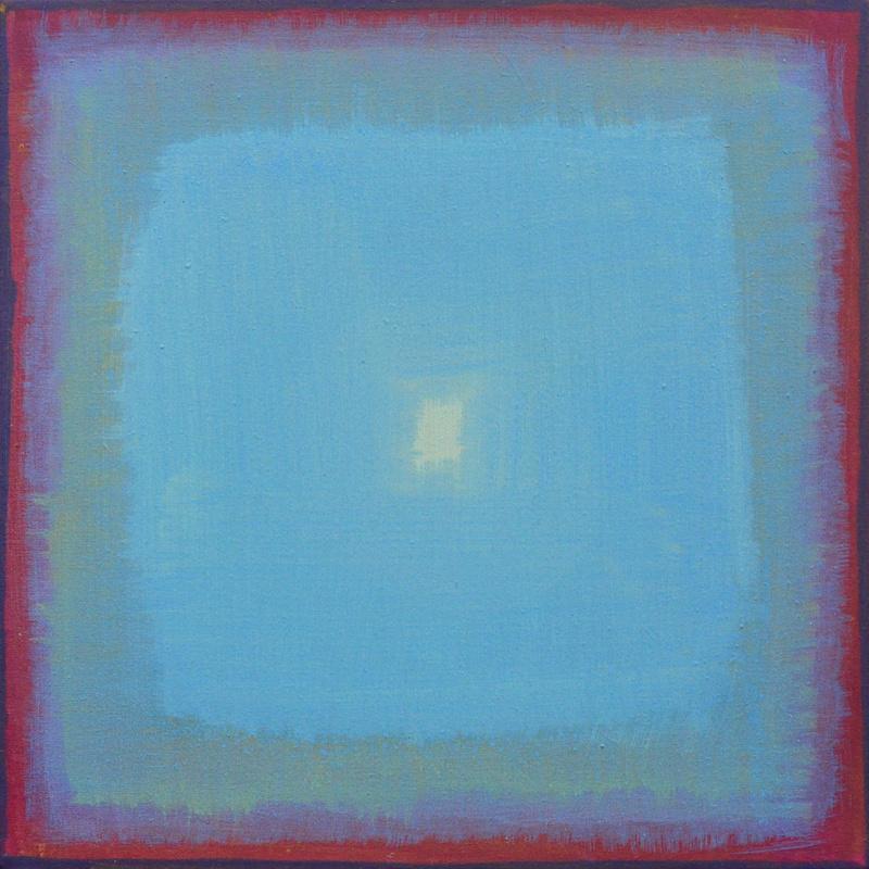 Silvia HORNIG - Painting - für Josef