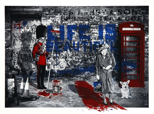 MR BRAINWASH - Print-Multiple - Jubilation