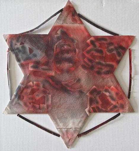 Francisco TOLEDO - 绘画 - Crab Star kite I