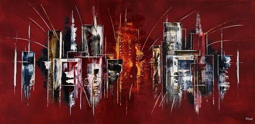 Arnaud DUHAMEL - Pittura - N°I-065