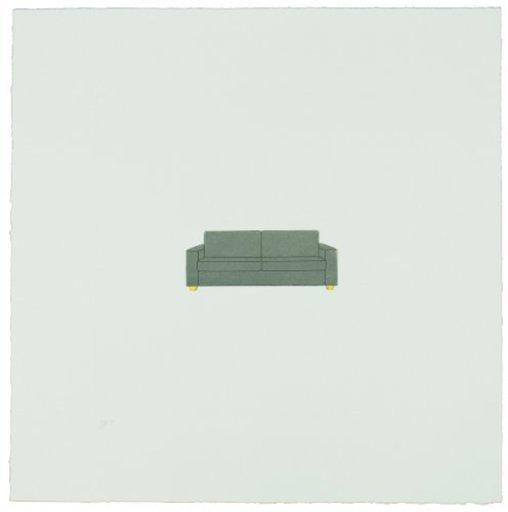 Michael CRAIG-MARTIN - Print-Multiple - The Catalan Suite II - Sofa