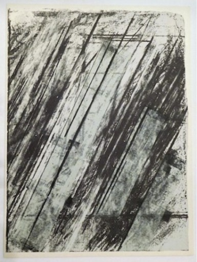 Cy TWOMBLY - Estampe-Multiple - Untitled