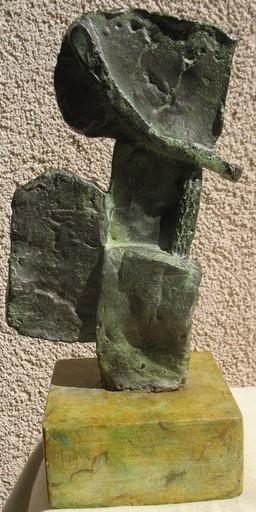 Jozef KOSTKA - Sculpture-Volume - Little Flower