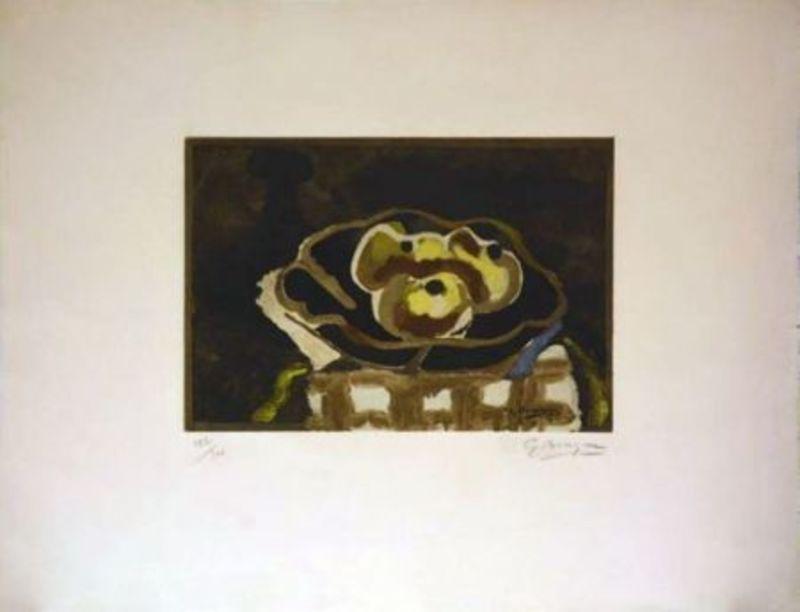 Georges BRAQUE - Print-Multiple - Nature morte